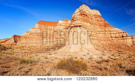 Vermillion Cliffs In The Grand Staircase-escalante National Monument