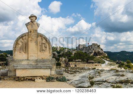 Les Baux De Provence Village, France