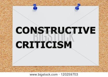 Constructive Criticism Concept