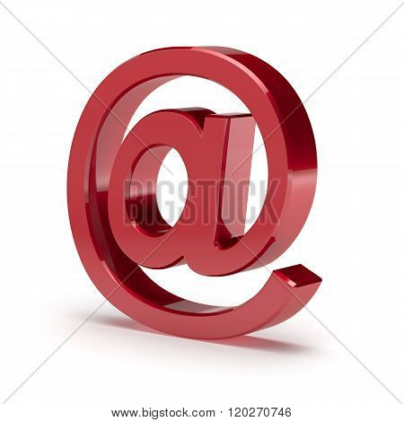 E-mail At Simbol