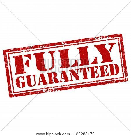 Fully Guaranteed-stamp