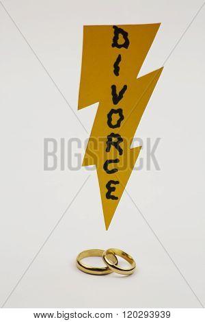 Divorce Breack Ring