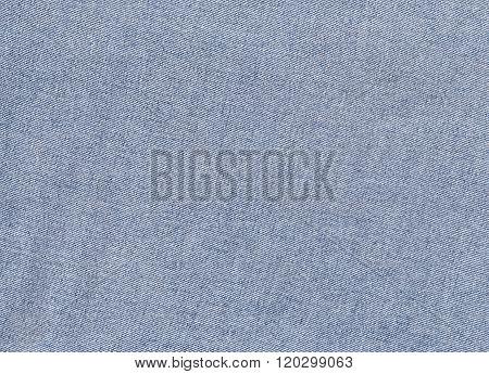 Blue Denim Textile Texture
