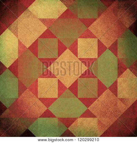 Vintage Canvas Pattern
