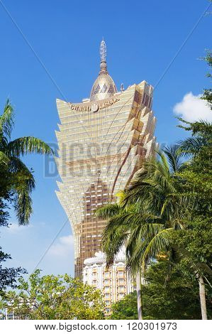 Grand Lisboa Macau Casino Resort