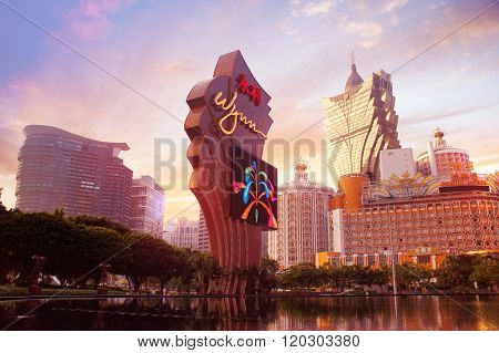 Luxury Casino Resorts In The Macau