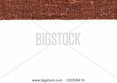 Textile Tissue, Fabric Exterior, Khaki Canvas, Grunge Material, Close-up Background