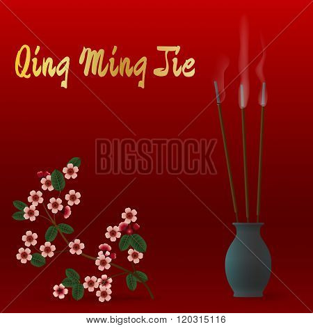 Qing Ming Jie Chinese Festival Of Pure Light