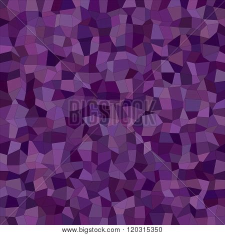 Purple irregular rectangle mosaic background