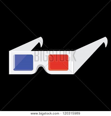 Cinema 3D Glasses