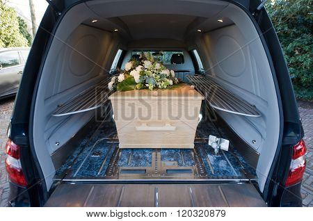 Coffin In Car