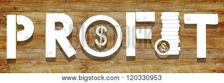Profit Income Business Finance Money Concept