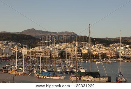 Port Of Rethymnon