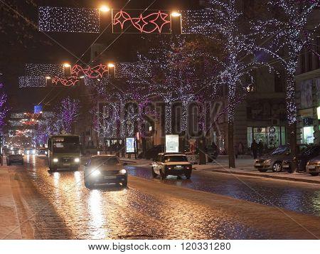 Evening Kharkov