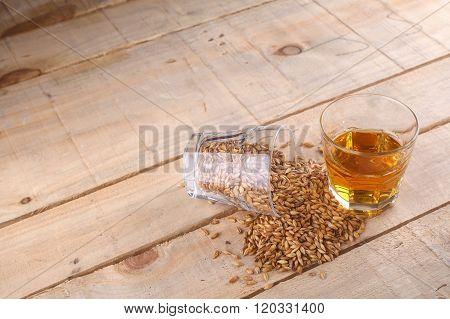 Whiskey And Malt