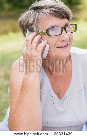 Calling To Someone