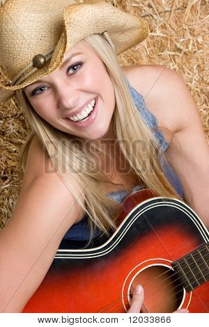 Beautiful Country Music Woman