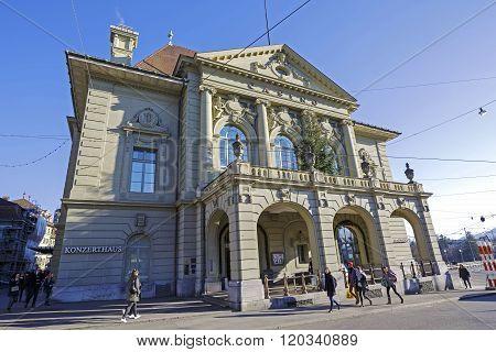 Switzerland, Kultur Casino In Bern