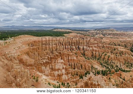 Hoodoos at Bryce Canyon National Park, Utah
