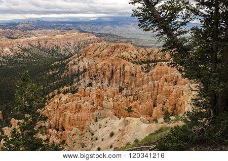 Hoodoos at Bryce Canyon National Park, Utah