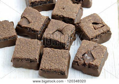 Chocolate Fudge Brownies..