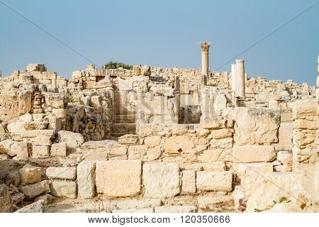 Kourion Archaeological Park, Cyprus