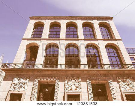 Arengario, Milan Vintage