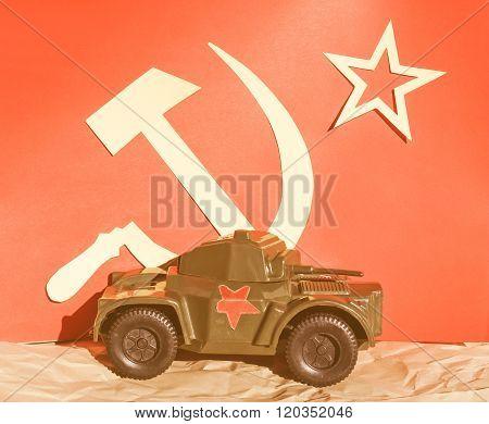 Tank Vintage