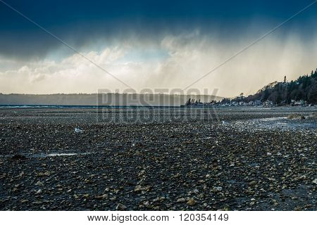 Puget Sound Shoreline