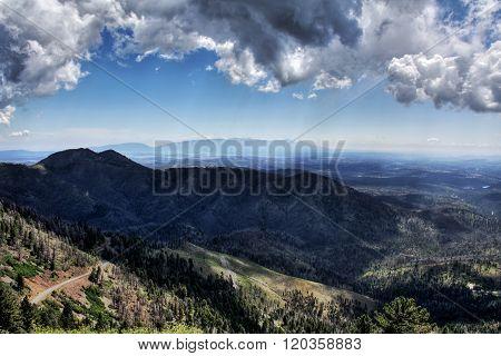 Sierra Blanca Mountains