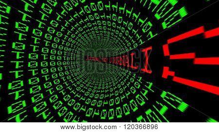 Journalism Data Tunnel