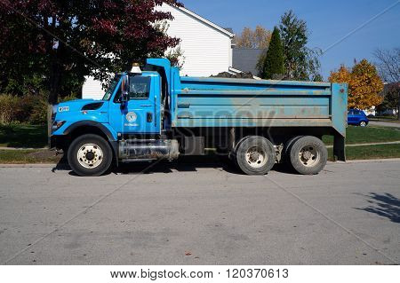 Water Division Truck