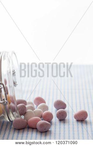 Chocolate Mini Eggs