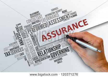ASSURANCE | Business Abstract Concept