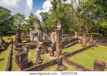 Sukhothai And Kamphaeng Phet Historical Park , Thailand