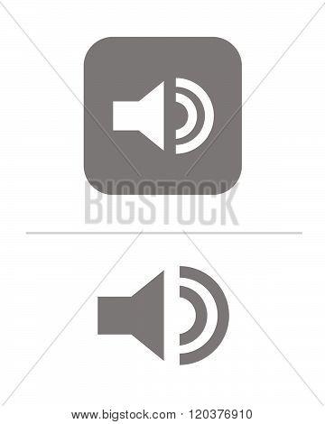 Vector Sound Icon Set