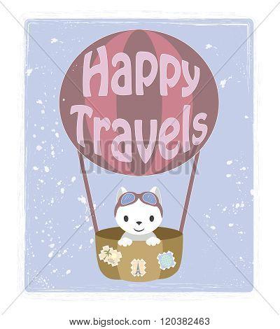 Little Kitten - Traveler