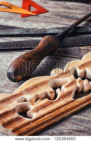 Work On Wood