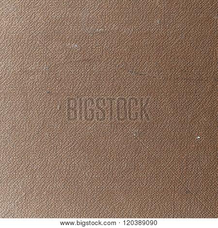 Rough Surface Of the Old Textured Cardboard