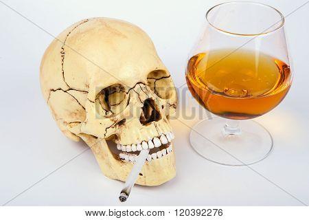 Smoking Kills. Alcohol Kills