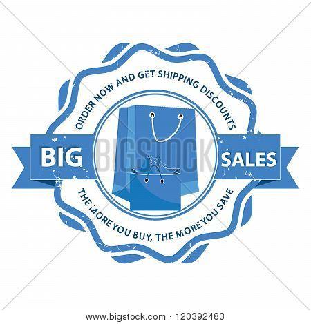 Big Sales, Shipping Discounts