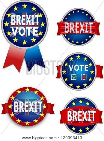Brexit referendum in the Great Britain