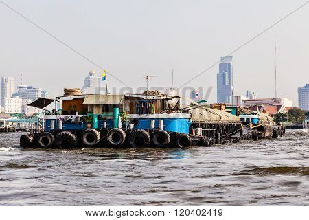 Giant Barge