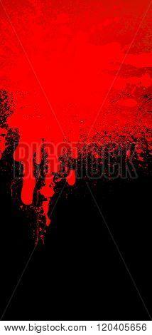Blot Background Rad01
