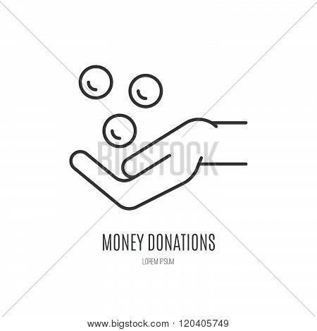 Fundraising Label