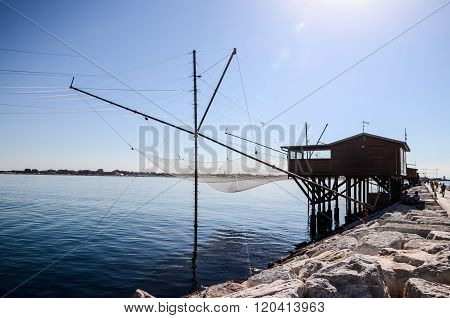 Traditional Fishing House