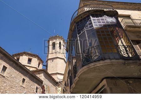 Tarrega (catalunya, Spain)