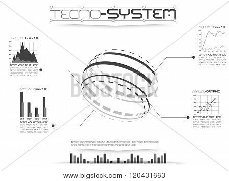 Infographic Tecno System