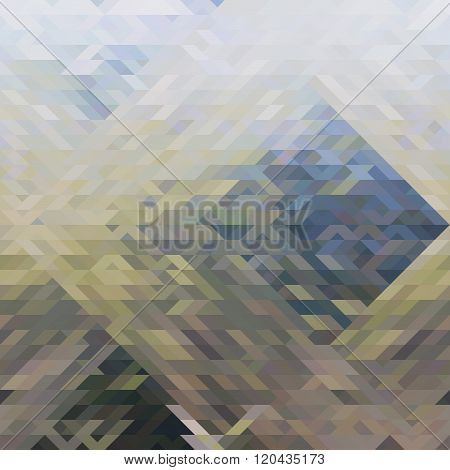 Abstract beige green blue background