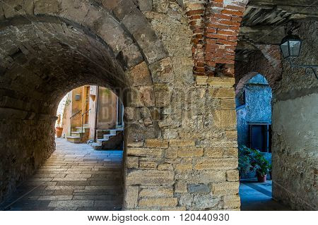 Capalbio, Grosseto Tuscany Seaside